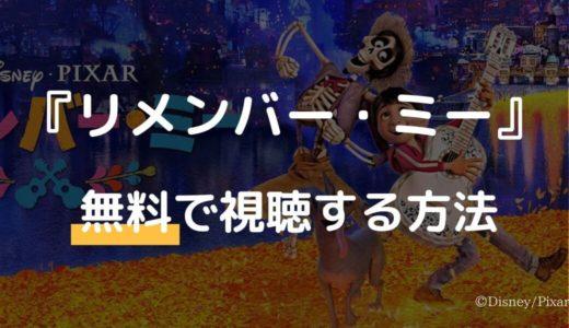 映画『リメンバー・ミー』のフル動画を無料視聴する!あらすじ・見どころをおさらい【字幕/吹替】