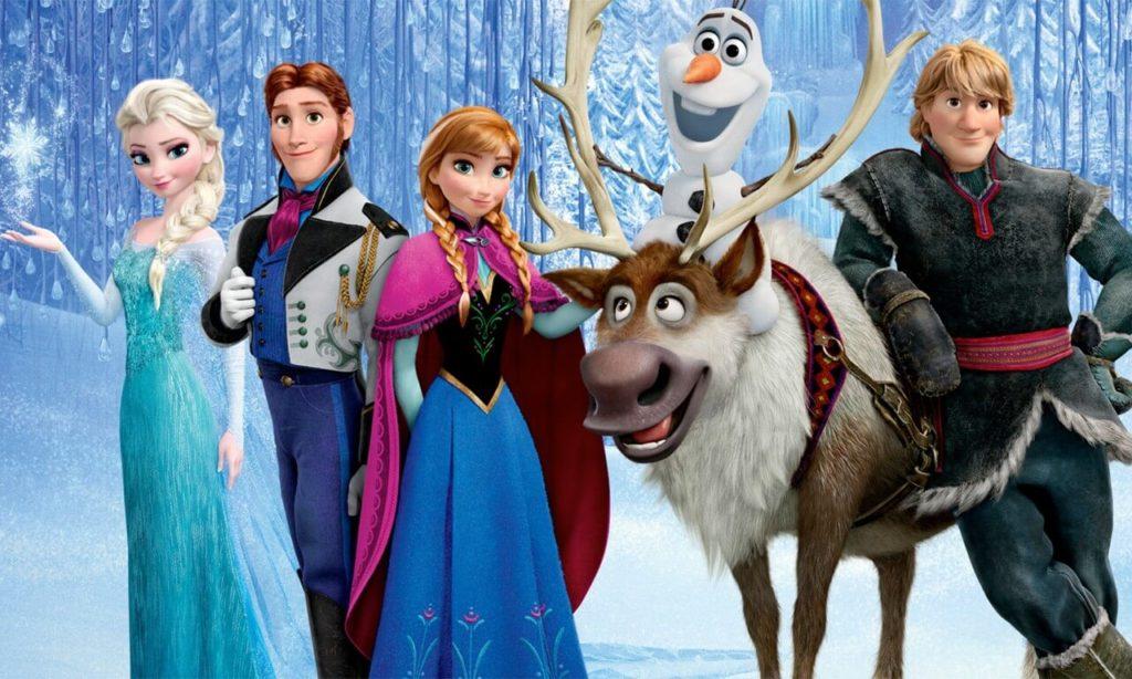 映画『アナと雪の女王2』前作を動画で見るならU-NEXTがおすすめ
