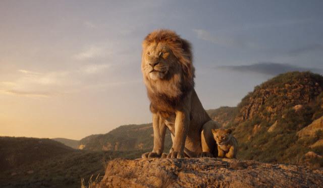 超実写映画「ライオン・キング」を動画で見るならU-NEXTがおすすめ